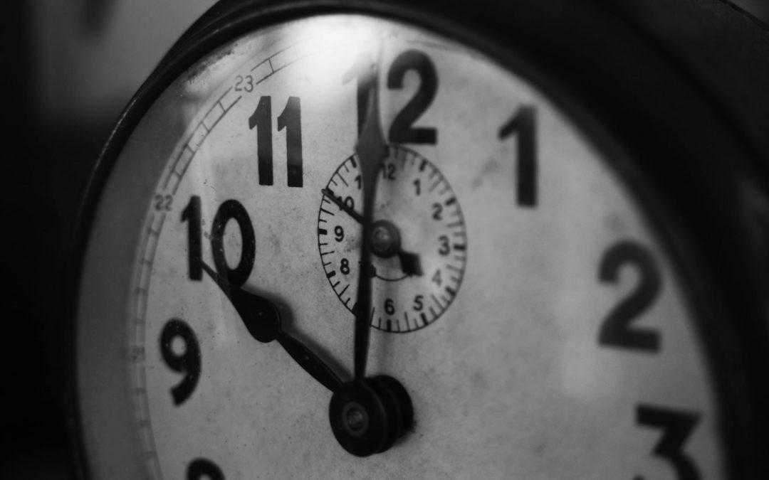 Horloge Confinement Episode1 Le quotidien